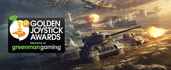golden joystick 2014 top